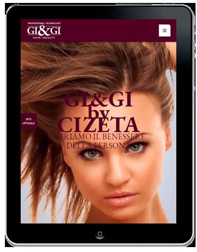 gi&gi cizeta sito web