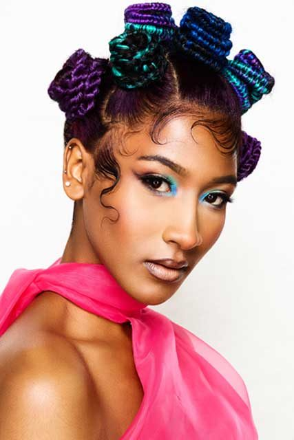 ANTHONY GRANT International Hairstylist