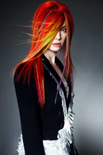 David Barron International Hairstylist
