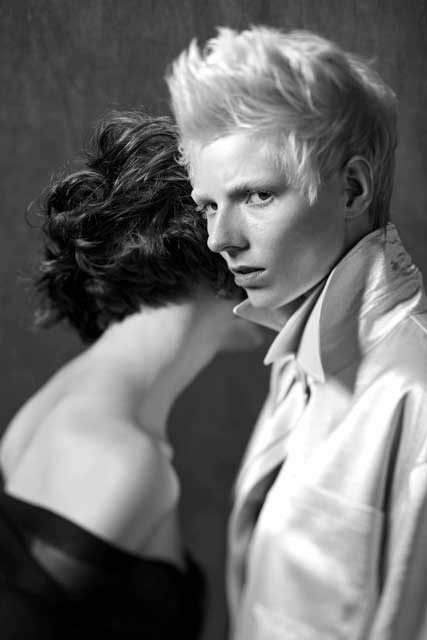 Andreas Paischer & Hannes Steinmetz international hairstylists
