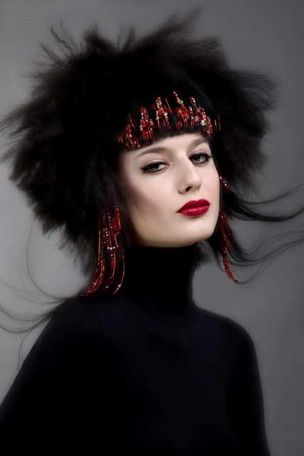 Carolina Rosenberger International Hairstylist