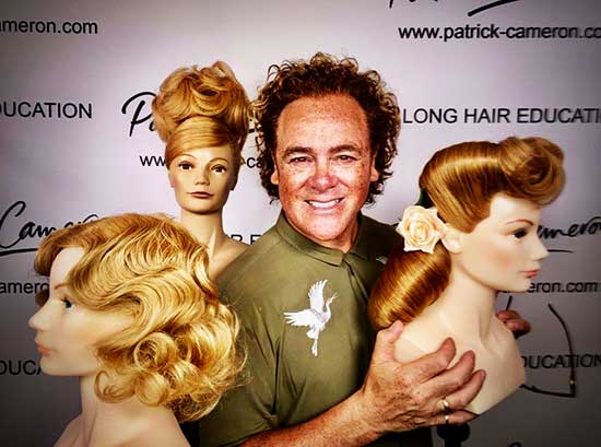 Patrick Cameron International Hairstylist