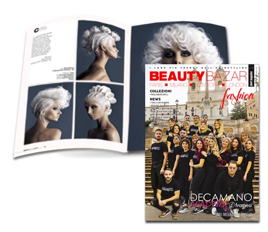 DECAMANO BEAUTY BAZAR FASHION