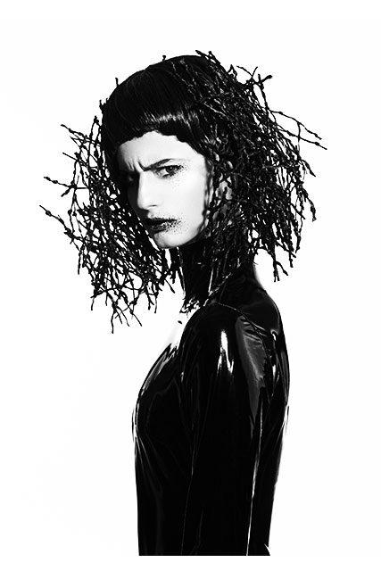 Carolina Rosenberger Interantional Hairstylist