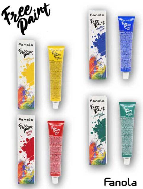Free Paint FANOLA