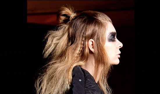 BEAUTY UNDERGROUND ALTERNATIVE HAIR SHOW 2020