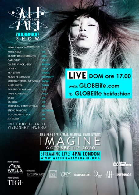alternative hair show diretta live