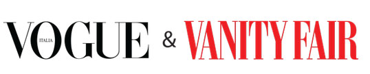 logo vogue e vanity fair