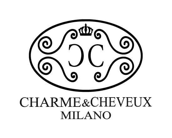 CHARME & CHEVEUX MILANO  LOGO