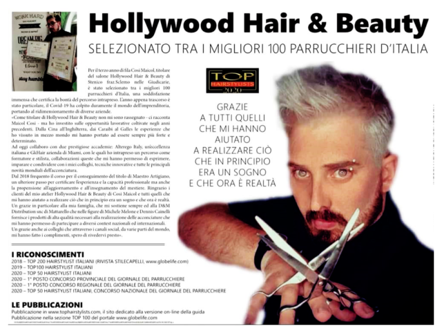hollywood hair & beauty