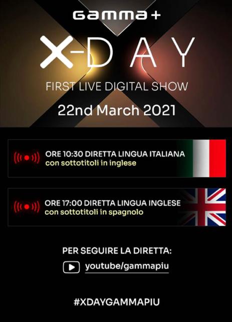 gamma + digital event