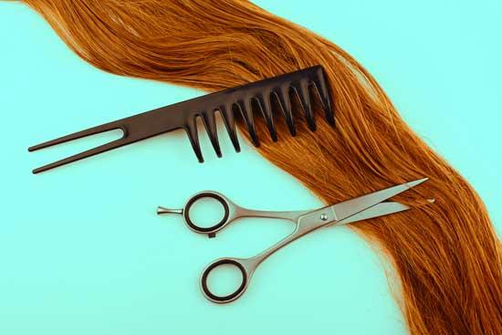 strumenti parrucchiere